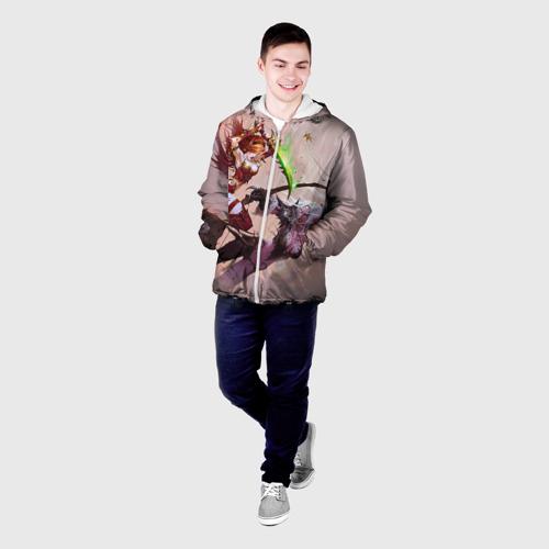 Мужская куртка 3D  Фото 03, Варкрафт 26