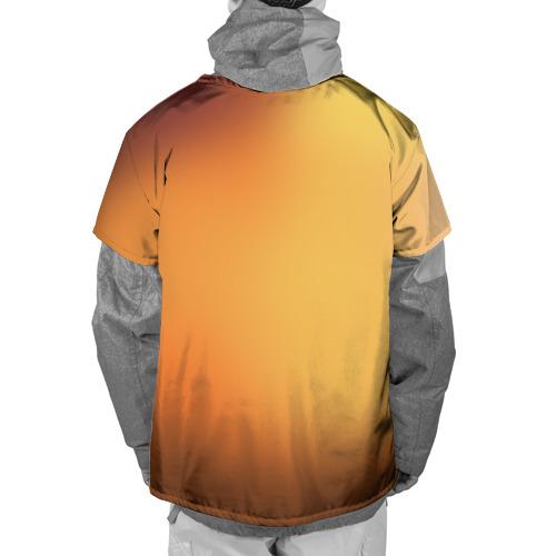 Накидка на куртку 3D  Фото 02, Варкрафт 27