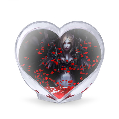 Сувенир Сердце  Фото 02, Варкрафт 31