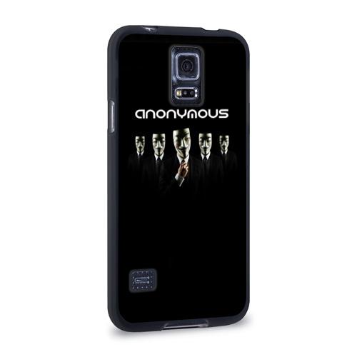 Чехол для Samsung Galaxy S5 силиконовый  Фото 02, Anonymous