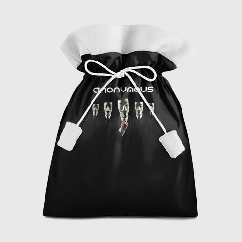 Подарочный 3D мешок Anonymous
