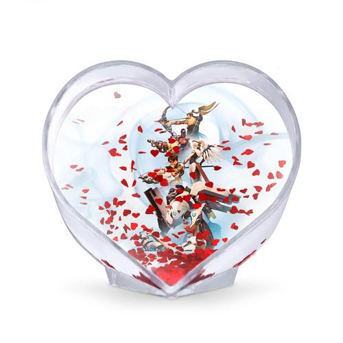 Сувенир Сердце  Фото 02, Overwatch