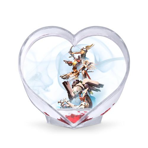 Сувенир Сердце  Фото 01, Overwatch
