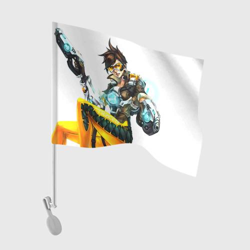 Флаг для автомобиля Overwatch 2 Фото 01