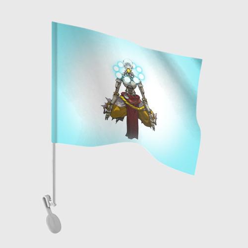 Флаг для автомобиля Overwatch 3 Фото 01