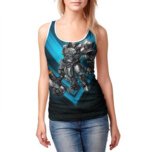 Женская майка 3D  Фото 03, Overwatch 7