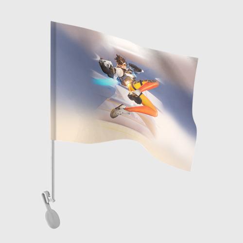 Флаг для автомобиля Overwatch 9 Фото 01