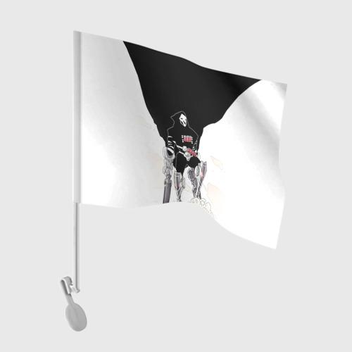 Флаг для автомобиля Overwatch 10 Фото 01
