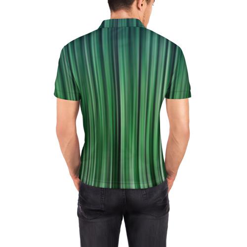 Мужская рубашка поло 3D  Фото 04, Overwatch 12