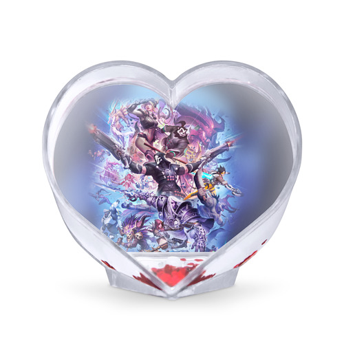 Сувенир Сердце  Фото 01, Overwatch 15