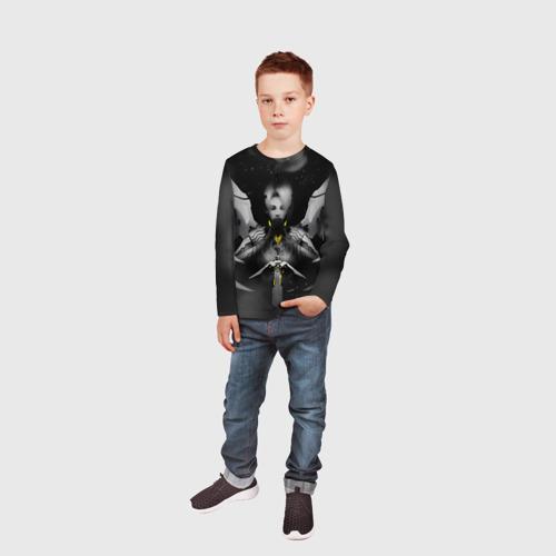 Детский лонгслив 3D Overwatch 24 Фото 01