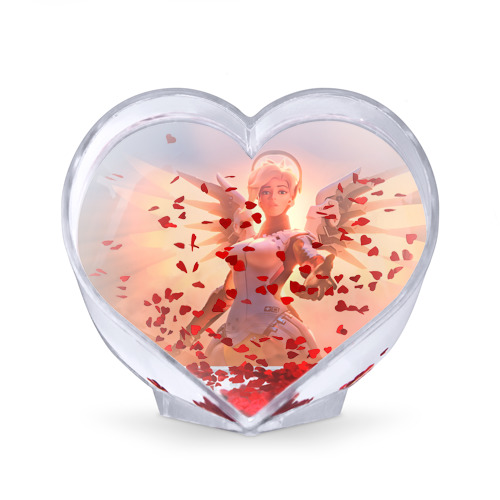 Сувенир Сердце  Фото 02, Overwatch 25