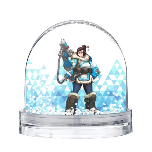 Водяной шар со снегом Overwatch 29