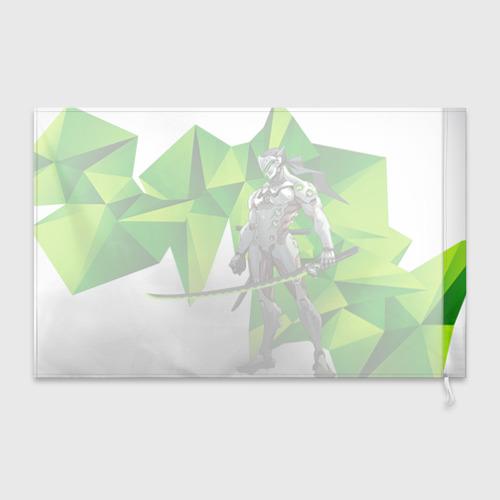 Флаг 3D Overwatch 31 Фото 01