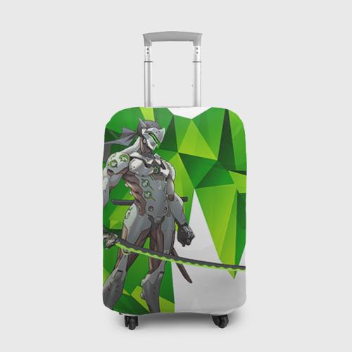 Чехол для чемодана 3D Overwatch 31 Фото 01