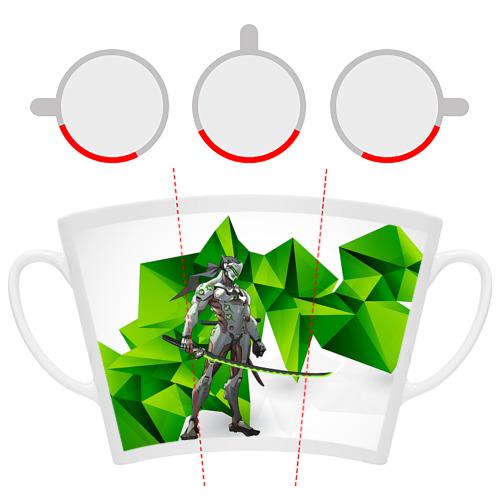 Кружка Латте Overwatch 31 Фото 01