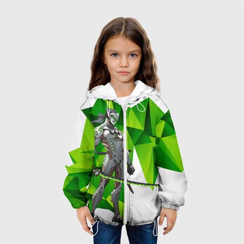 Детская куртка 3D Overwatch 31 Фото 01