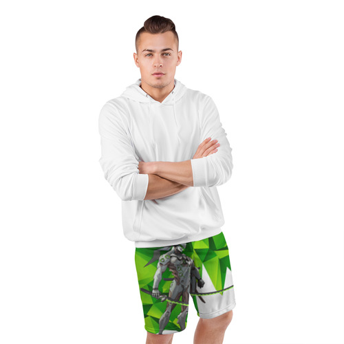 Мужские шорты спортивные Overwatch 31 Фото 01