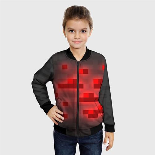 Детский бомбер 3D Редстоун Фото 01
