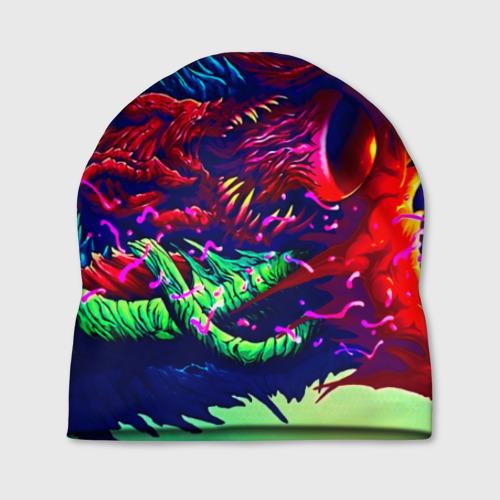 Шапка 3D Hyper beast от Всемайки