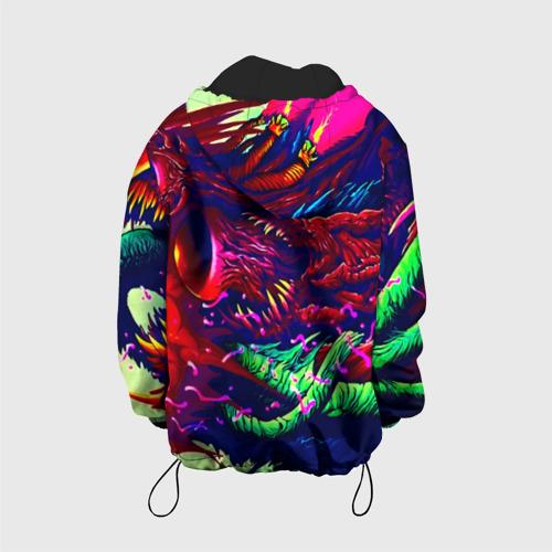 Детская куртка 3D Hyper beast Фото 01