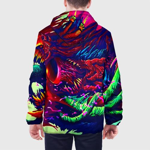 Мужская куртка 3D Hyper beast Фото 01