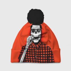 Скелет хипстер