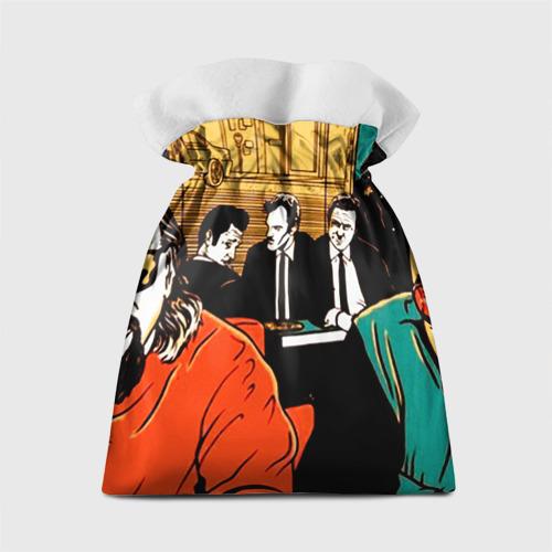 Подарочный 3D мешок  Фото 02, Большой Лебовски