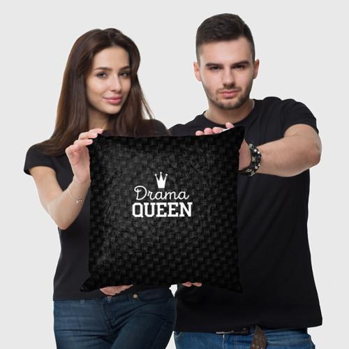 Подушка 3D  Фото 05, Drama queen