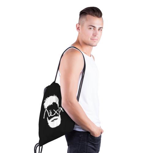 Рюкзак-мешок 3D Лёха борода Фото 01