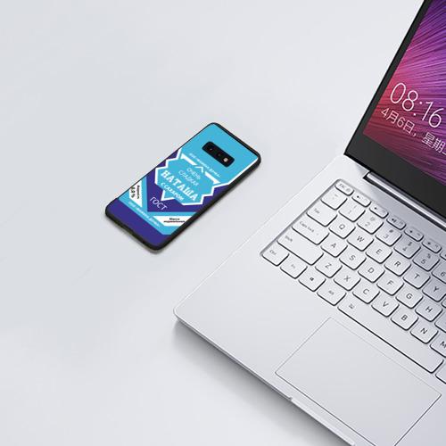 Чехол для Samsung S10E Сладкая Наташа Фото 01