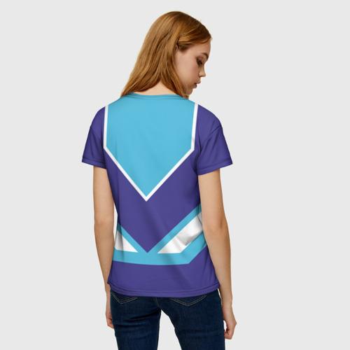 Женская футболка 3D Сладкая Настя Фото 01