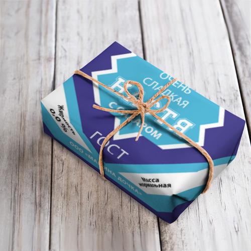 Бумага для упаковки 3D Сладкая Настя Фото 01