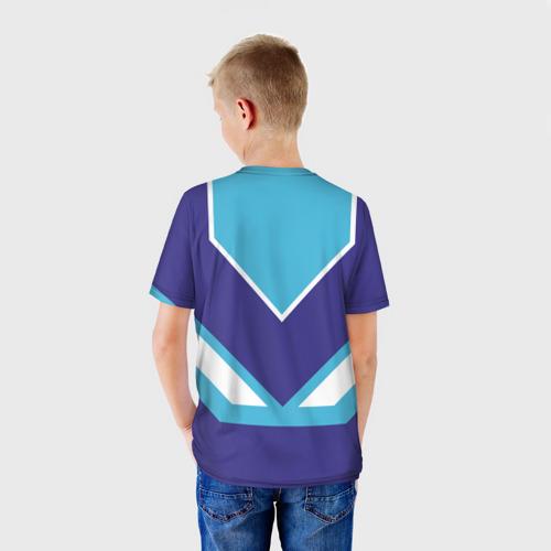 Детская футболка 3D Сладкая Настя Фото 01