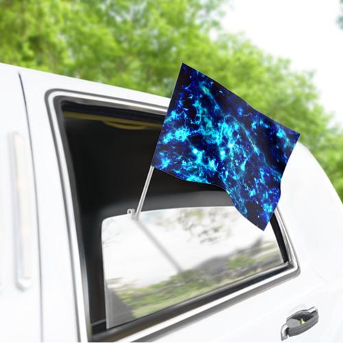 Флаг для автомобиля Electrica Фото 01