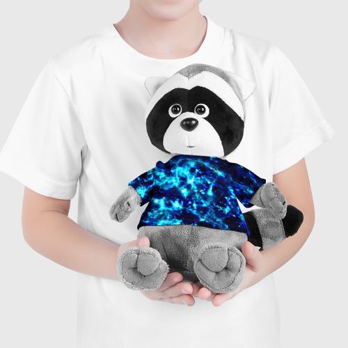 Енотик в футболке 3D Electrica Фото 01