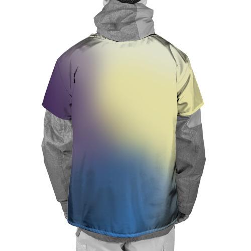 Накидка на куртку 3D  Фото 02, Варкрафт 44