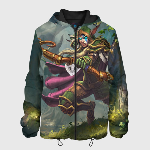 Мужская куртка 3D  Фото 01, Варкрафт 45