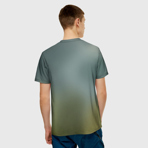 Мужская футболка 3D Варкрафт 45 Фото 01