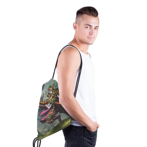 Рюкзак-мешок 3D Варкрафт 45 Фото 01