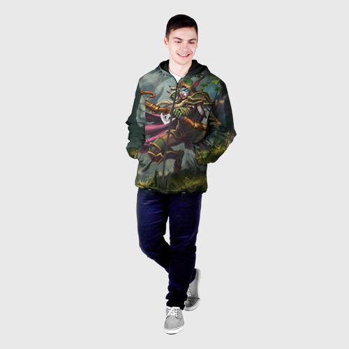 Мужская куртка 3D  Фото 03, Варкрафт 45