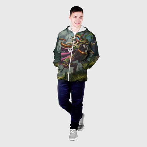 Мужская куртка 3D Варкрафт 45 Фото 01