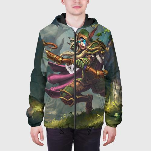 Мужская куртка 3D  Фото 04, Варкрафт 45