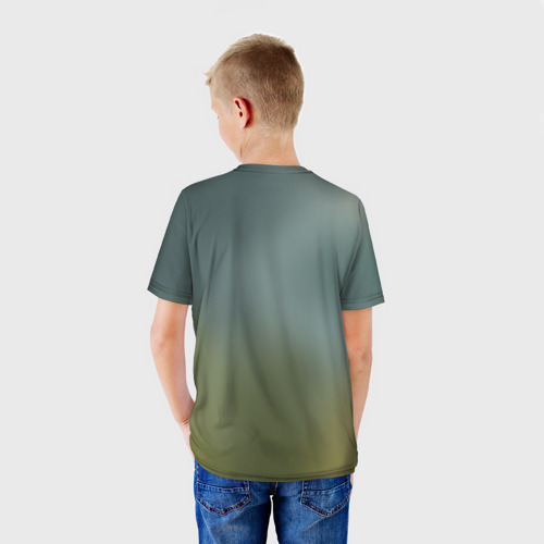 Детская футболка 3D Варкрафт 45 Фото 01