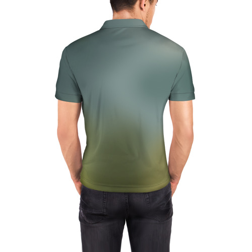 Мужская рубашка поло 3D Варкрафт 45 Фото 01