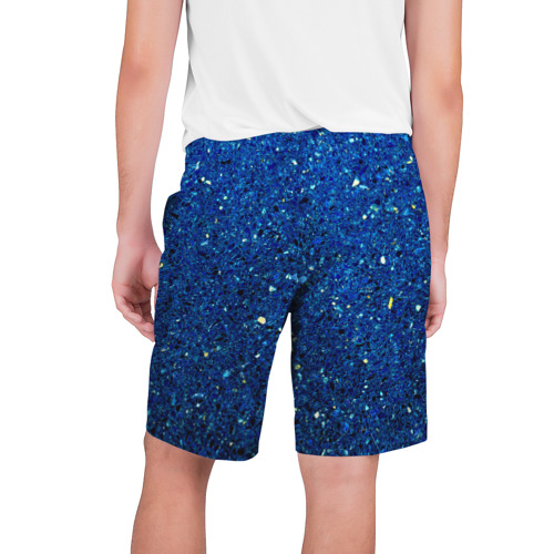 Мужские шорты 3D  Фото 02, Blue mirror