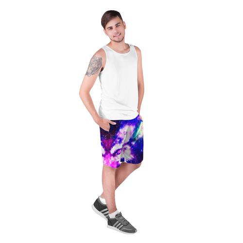 Мужские шорты 3D  Фото 03, Галактика