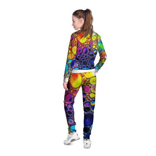 Женская олимпийка 3D  Фото 04, Фреска