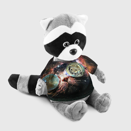 Енотик в футболке 3D  Фото 03, Гагарин 3
