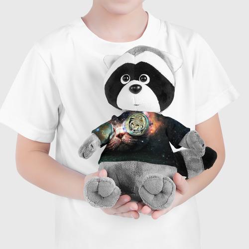 Енотик в футболке 3D  Фото 04, Гагарин 3